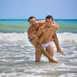 gay men honeymoon