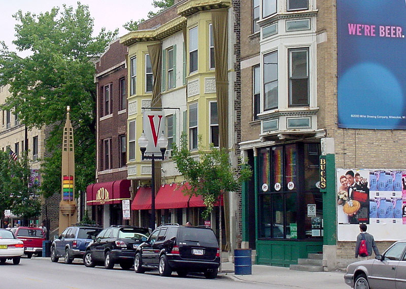 boystown chicago bars hookup safety tips