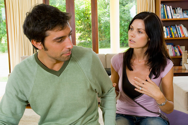how to talk about couples counseling