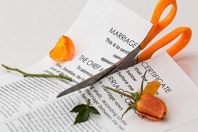 top reasons divorce