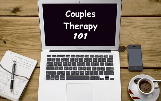 couples counseling, marriage counseling and relationship therapy guide