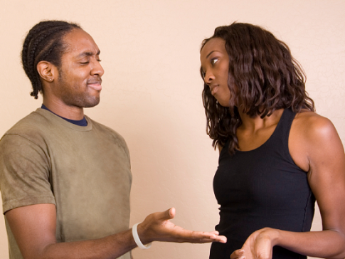 How to talk to black women