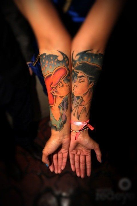 10 Couple Tattoos That Are Super Cute Couples Counseling Chicago